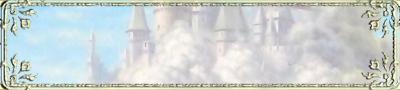 Здания, выстроенные прямо на облаках и облепленные густой белой дымкой. В Заоблачном городе нашли себе пристанище светлокрылые ангелы. Каждый может возвести здесь свой собственный дом. Разумеется, в городе можно отыскать всевозможные развлечения: от магазина волшебных безделушек до настоящего цирка.