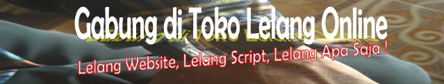 Toko Lelang Online