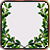 Дубовый венок|Магический вечнозеленый венок из дубовых листьев.